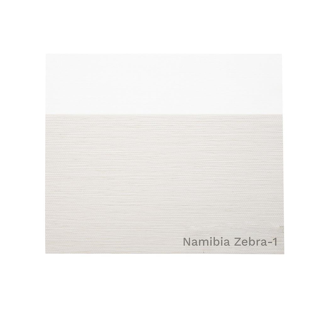 Tela ZEBRA 1 (Natural)  NAMIBIA  (ancho 3,00 mts) Aika - OLO