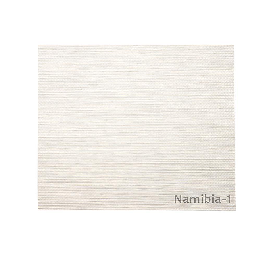 Tela NAMIBIA Poliester 1 (NATURAL)  (ancho 3,00 mts) Aika - OLO