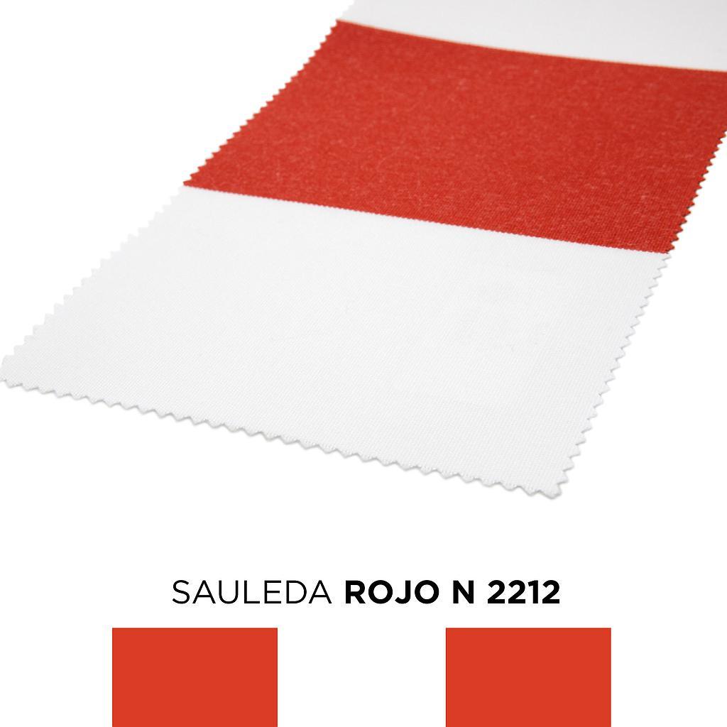 Lona Acrílica Sauleda RojoN ancho 1.20