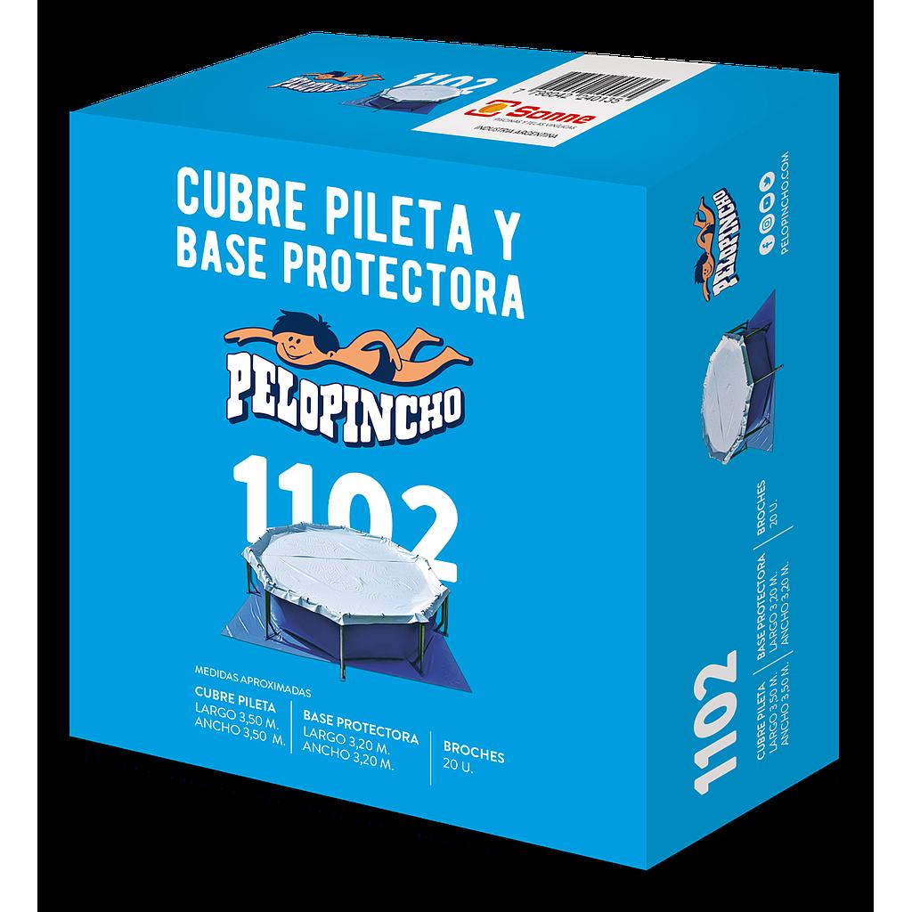 CUBRE Y BASE 1102 PELOPINCHO Redonda